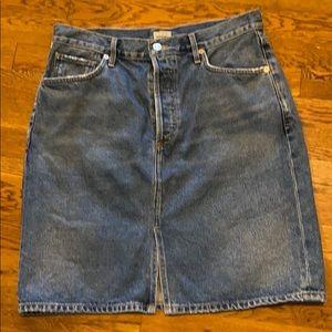 Citizens of Humanity Denim Skirt size 31
